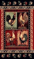 Rooster Collage